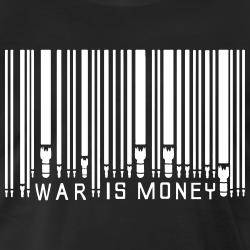 War is money