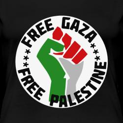 Free gaza - Free palestine