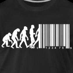 Bar code evolution