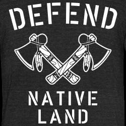 Defend native land