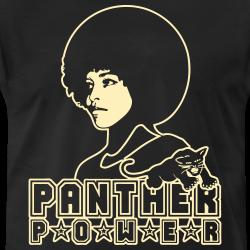 Panther power (Angela Davis)