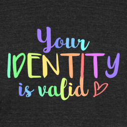 your identity is valid