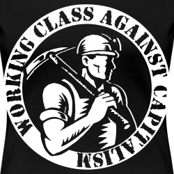 Working class against capitalism
