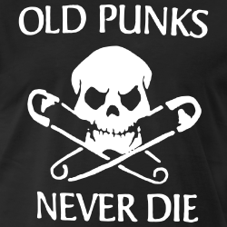 Old punks never die