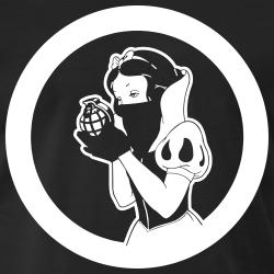 Snow White Grenade (Banksy)
