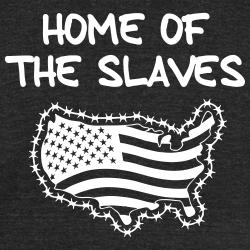 USA Home of the Slaves