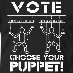 Vote: Chose your puppet!