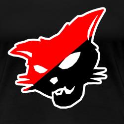 Red & Black Cat