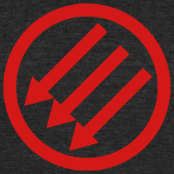 Anti-fascist Local T-shirt