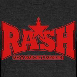 RASH - Red & Anarchist SkinHeads