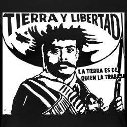 Tierra y libertad - la tierra es de quien la trabaja