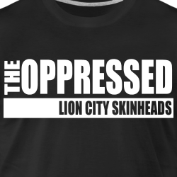 The Oppressed - lion city skinheads