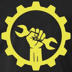 Working Class Organic T-shirt