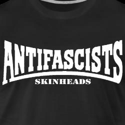 Antifascists skinheads