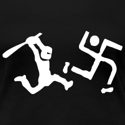 Run, nazi, run!