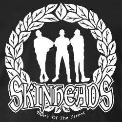 Skinheads spirit of the street