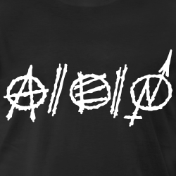 Anarchy // Equality // Squat