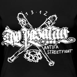 No Pasaran - Antifa streetfight 1312