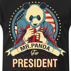 Mr. Panda for president