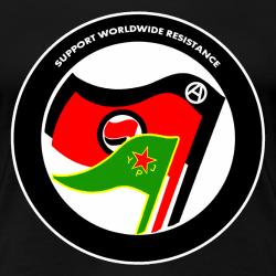 Support worldwide resistance