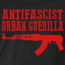 Antifascist urban guerilla