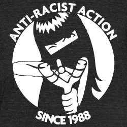 Anti-racist action, since 1988