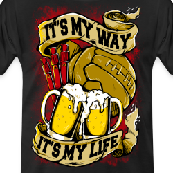 It\'s my way it\'s my life