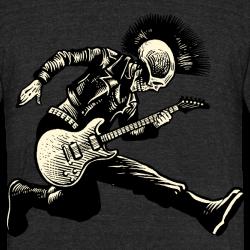 Guitar punk