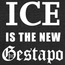 Ice is the new gestapo