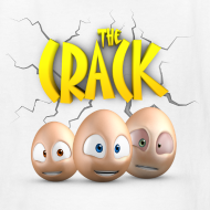 Design ~ The Crack - Kids shirt