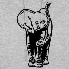 Baby elephant Hoodies