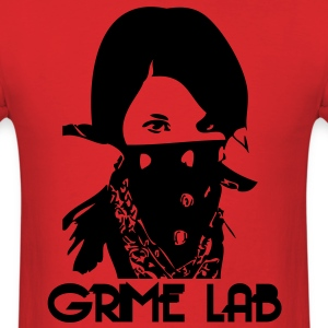 Bandana Grime Lab - Men's T-Shirt