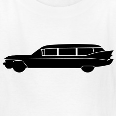 Hearse Kids' Shirts