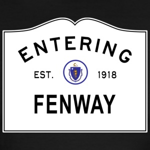 Entering Fenway T-Shirts - Men's Ringer T-Shirt