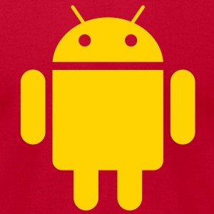 android T-Shirts - Men's T-Shirt by American Apparel