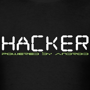 HackeR T-Shirts - Men's T-Shirt