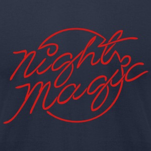 neon magic - Men's T-Shirt by American Apparel