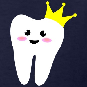 crown tooth molar Kids' Shirts - Kids' T-Shirt