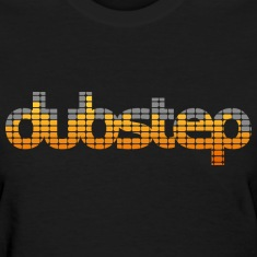 Dubstep EQ (Orange) Women's T-shirts