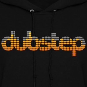 Dubstep EQ (Orange) Women's Hoodies & Sweatshirts - Women's Hoodie