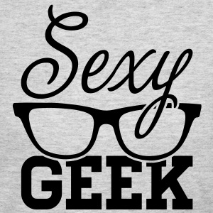 Like a i love cool sexy geek nerd glasses boss Long Sleeve Shirts - Women's Long Sleeve Jersey T-Shirt