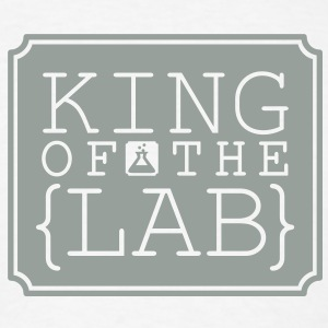 King of the Lab (1c) T-Shirts - Men's T-Shirt