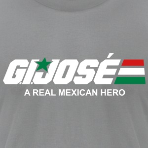 GI JOSE - Men's T-Shirt by American Apparel