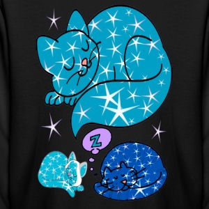 sleepy cats kids long sleeve tshirt - Kids' Long Sleeve T-Shirt