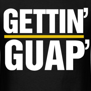 gettin guap - Men's T-Shirt