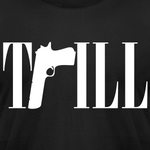 TRILL T-Shirts - Men's T-Shirt by American Apparel