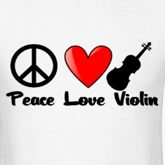 Peace, Love, Violin