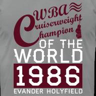 Design ~ 1986 WBA Cruiserweight Champion