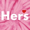 Hers - part of his and hers set T-Shirts - Unisex Tie Dye T-Shirt