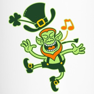 Leprechaun Dancing and Singing Bottles & Mugs - Travel Mug